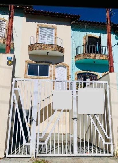 Casa Com 2 Dormitórios Para Alugar Por R$ 1.570,00/mês - Vila Rosália - Guarulhos/sp - Ca0324