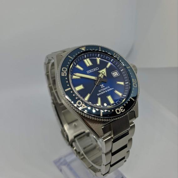 Relógio Seiko Diver Prospex Sbdc053 62mas C/ Pulseiras Extra