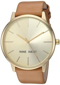 Nine West   Reloj Mujer   Nw/1996chcm   Original