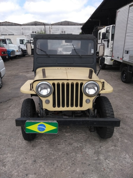 Jeep 4x4 4 Cilindros