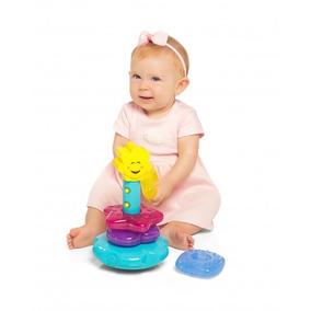 Brinquedo Didático Infantil Torre Lumina - Calesita Ref881