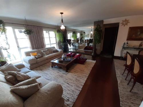 Imagem 1 de 17 de Apartamento Com 4 Dormitórios À Venda De 160 M² Por R$ 220.000 No Paraíso - Ap12464