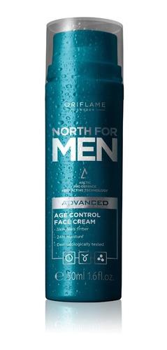 Antiarrugas Crema Facial Hombre North For Men50ml Oriflame