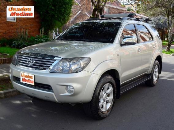 Toyota Fortuner Aut