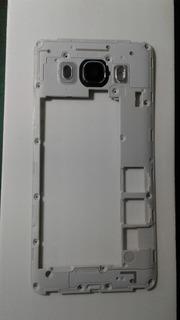 Carcaça Traseira +campainha +lente Da Camera Galaxy J510m