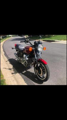 Honda Cbx 1050 Ano 1980 6 Cilindros