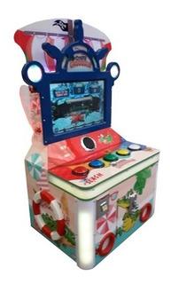 ..:: Sistema Arcade Simulador ::.. Crazy Cocodrilo Gc