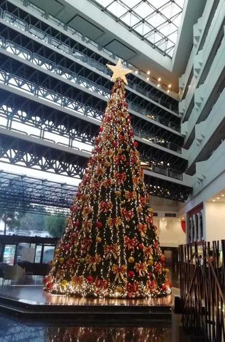 Imagen 1 de 1 de Árboles De Navidad Gigantes
