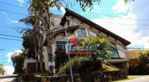 Casa Com 3 Dormitórios À Venda, 400 M² Por R$ 2.300.000 - Arujázinho Iv - Arujá/sp - Ca0486