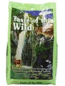 Taste Of The Wild Gato Rocky Mountain 14 Lbs + Lata Alimento