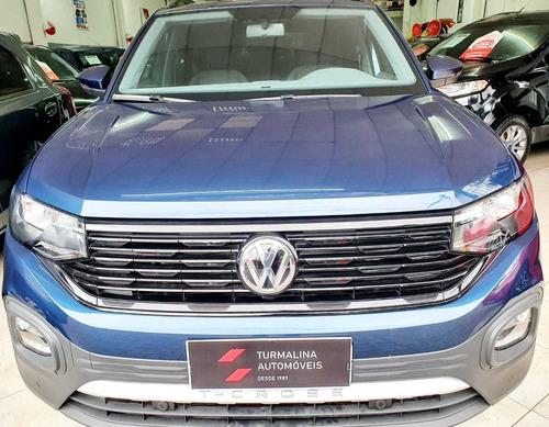 Imagem 1 de 10 de Volkswagen T-cross 2020 1.0 200 Tsi Aut,16.300 Km Rodados!!