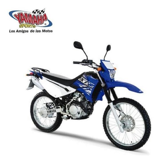 Moto Yamaha Xtz125
