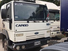Ford Cargo 915 Mod. 2009 Cab. Dormitorio Forcam