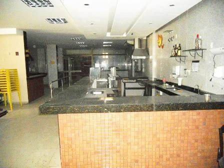 Aluguel Ponto Comercial - Salão, Copa, Estacionamento