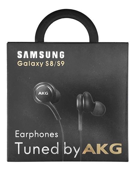 Fone De Ouvido Akg Samsung S8 Com Microfone Promoção