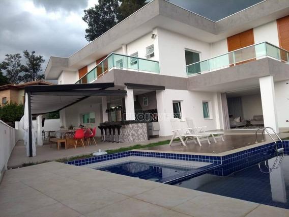Casa À Venda Na Granja Viana -golf Village - Ca16682