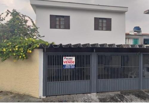 Sobrado Com 3 Dormitórios À Venda, 176 M² Por R$ 720.000,00 - Vila Aricanduva - São Paulo/sp - So2802