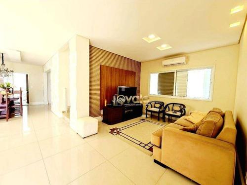 Imagem 1 de 12 de Excelente Casa Com 3 Dormitórios À Venda, 266 M² - Urbanova - São José Dos Campos/sp - Ca2158