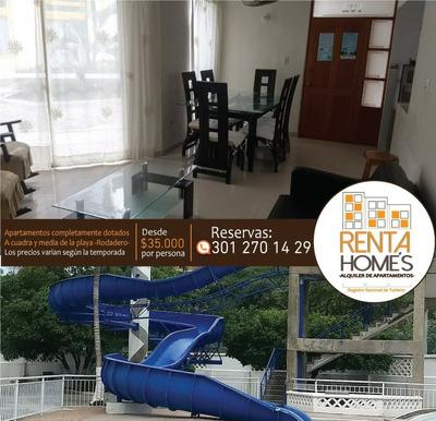 Renta Home - Alquiler Apartamentos Por Días - Santa Marta