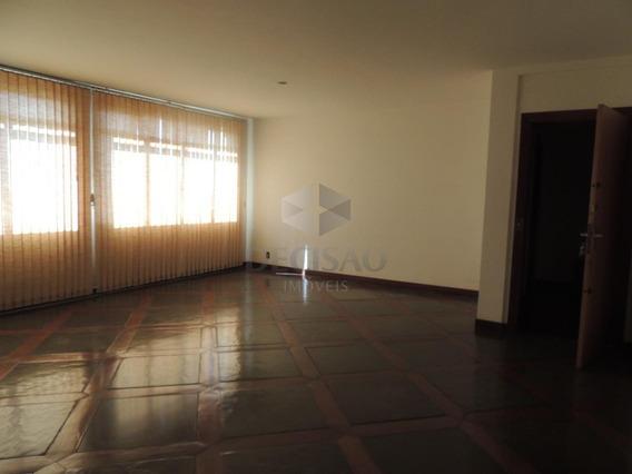 Apartamento 4 Quartos Para Aluguel, 2 Vagas, Serra - Belo Horizonte/mg - 14721