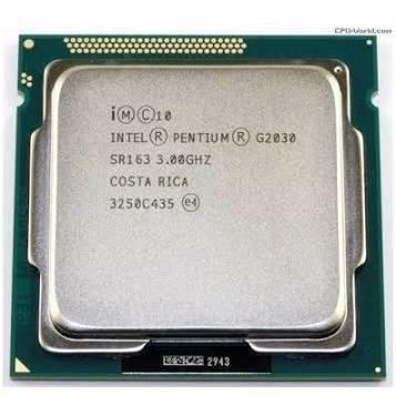 Processador Pentium G2030 Dualcore Socket1155 3ghz