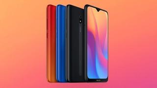 Xiaomi Redmi 8a Memoria 32gb/2gb Pantalla6.22 Caja Sellada