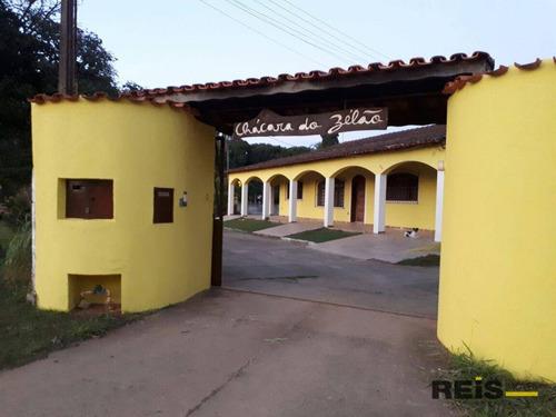 Chácara Com 5 Dormitórios À Venda, 3000 M² Por R$ 970.000,00 - Jardim Perlamar - Araçoiaba Da Serra/sp - Ch0109
