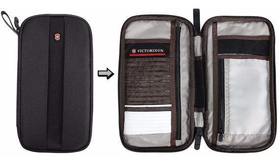 Organizador Victorinox Nuevo Original Porta Chequera