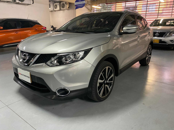 Nissan Qashqai Exclussive 4x4