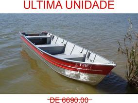 Barco De Alumínio Aruak 600