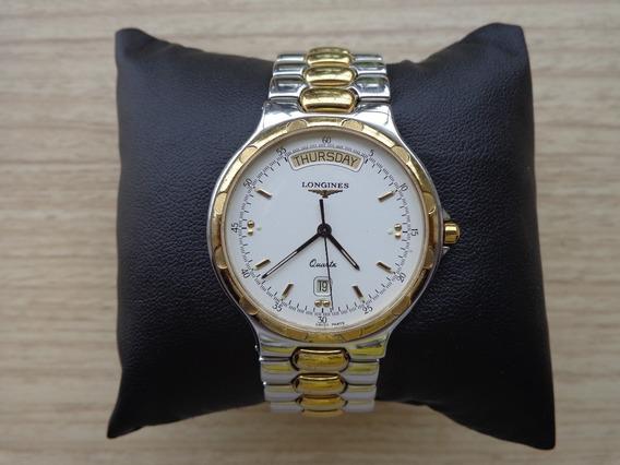 Relógio Longines President - Mod. Depose L1.615.3 - Quartzo