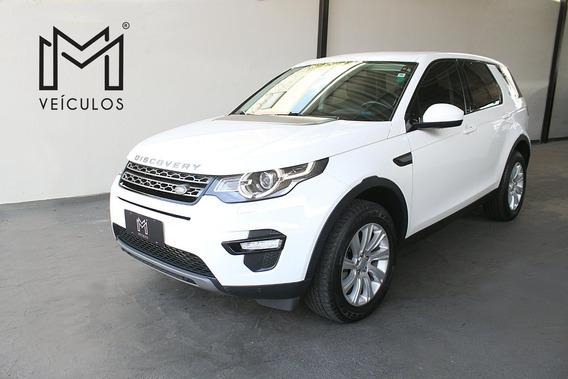 Land Rover Discovery Sport Sd4 Se 2.2 Branco 2016