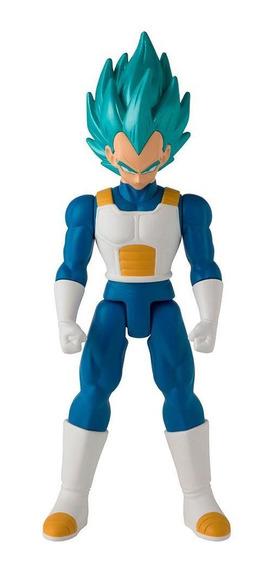 Boneco Dragon Ball Super Vegeta Blue Sayajin- Fun Divirta-se