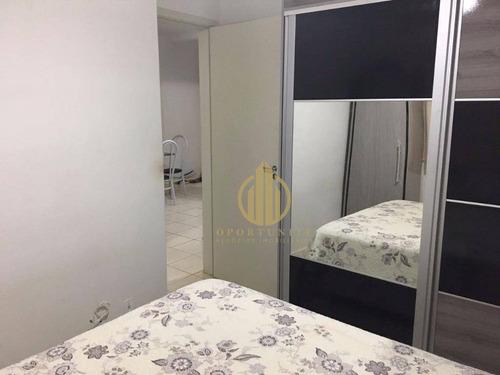 Imagem 1 de 14 de Apartamento 2 Dorm - Porcelanato - Parque Dos Lagos - Ribeirão Preto - Ap0815