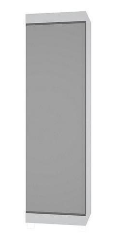 Sapateira Gelius Esmeralda 1 Porta Com Espelho - Branca