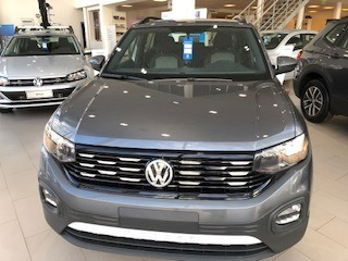 Volkswagen T Cross Trendline Manual Cm