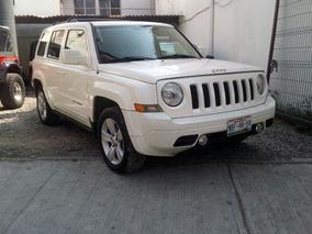 Jeep Patriot Limited Qc 4x2 Cvt