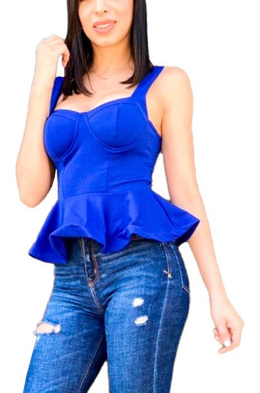 Blusas Dama De Moda Bordadas Elegantes Blusa De Mujer /d