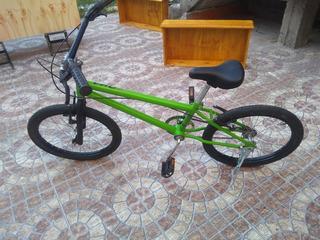 Bicicleta Freestyle BmxRodado 20 Impecable!!