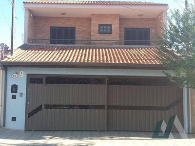 Sobrado Com 4 Dormitórios À Venda, 200 M² Por R$ 410.000 - Jardim Piazza Di Roma Ii - Sorocaba/sp - So0396