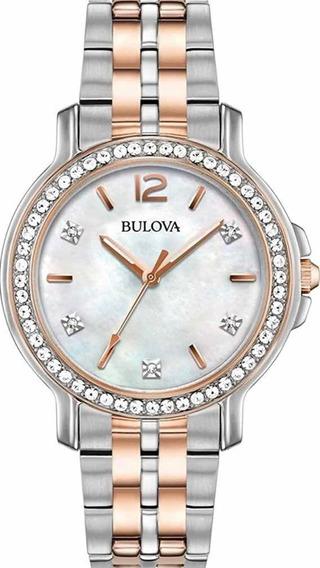 Reloj Bulova Dama 98l242