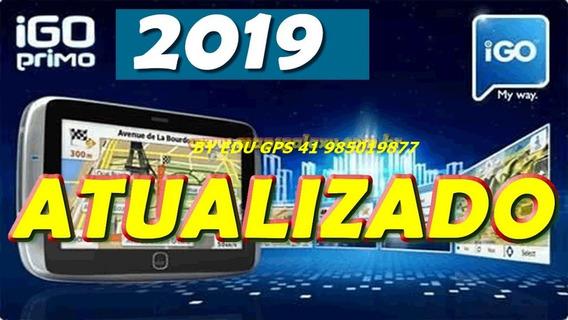 Atualização Gps 2019 Igo Primo Thunderbolt 2.4