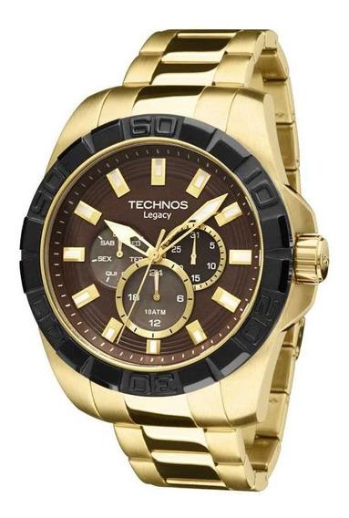 Relógio Masculino Technos Classic Legacy 6p29aio/4m
