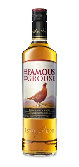 Whisky The Famouse Grouse Finest 40º 750ml
