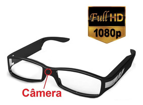Oculos Espiao 16gb Full Hd 1080p Camera Escondida