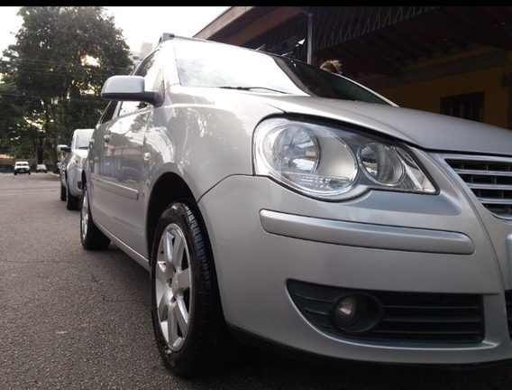 Volkswagen Polo 1.6 Sportline Total Flex 5p 2007