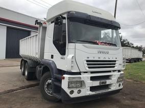Camion Volcador Iveco Stralis 420