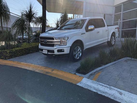 Ford Lobo 3.5 Doble Cabina Plinum Limited At 2018