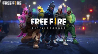 620 Diamantes Free Fire Battlegrouds