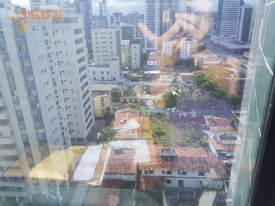 Sala À Venda, 36 M² Por R$ 235.000,00 - Boa Viagem - Recife/pe - Sa0145
